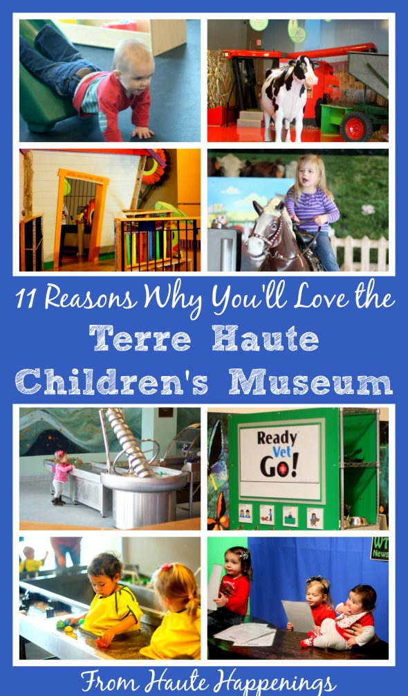 Terre Haute Children's Museum.  Travel Writers' Guide: 50+ Best Science Museums Around the World
