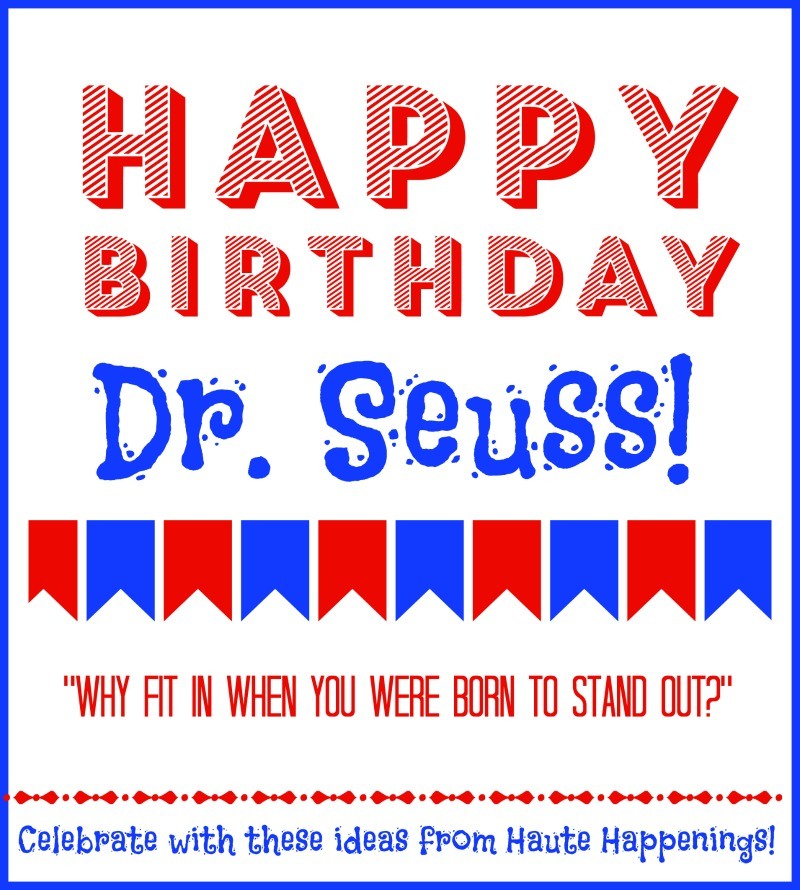 Dr. seuss 2014 birthday