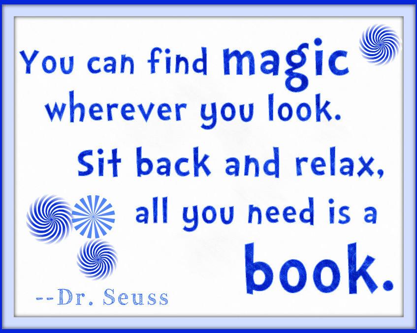 Free Printable Dr. Seuss Quote
