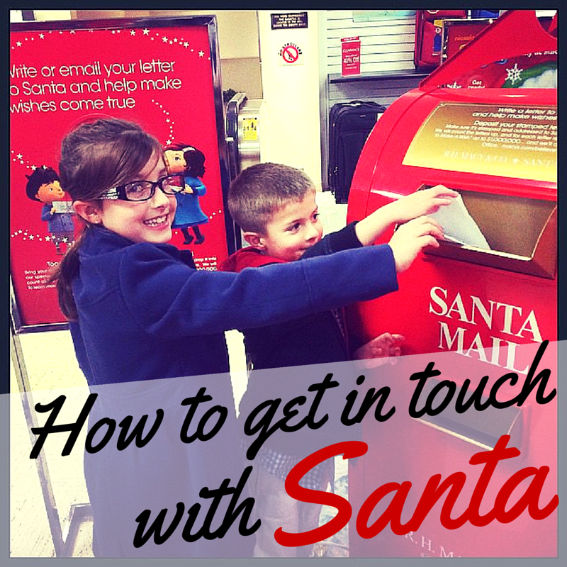 how to get a call from santa