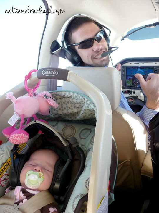 Tips for Flying and Traveling with Children