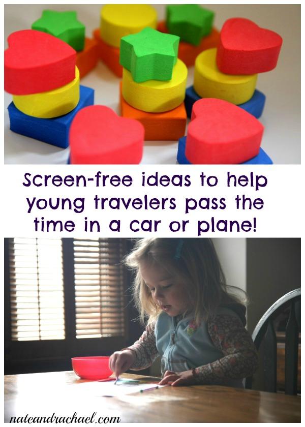 travel tips for kids