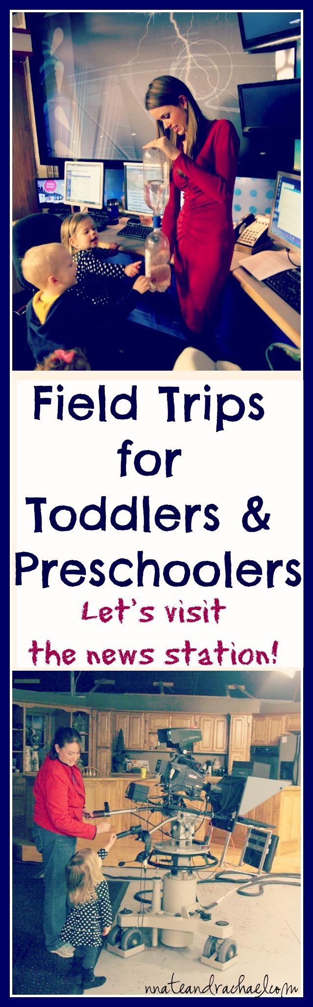 Field trips for preschool news station