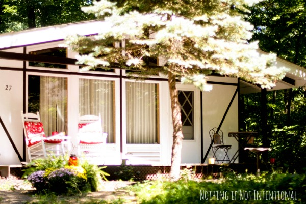 """This """"best beach"""" is nowhere near the ocean! """"The Cabin"""" vacation home rental."""