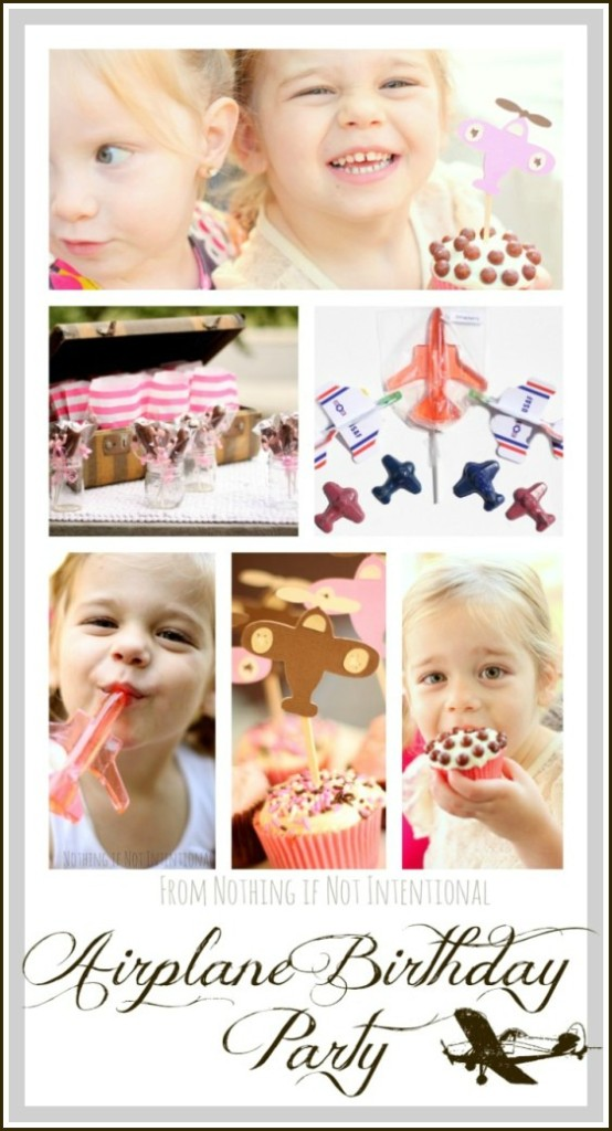 Airplane party ideas for your future pilot! ADORABLE!!