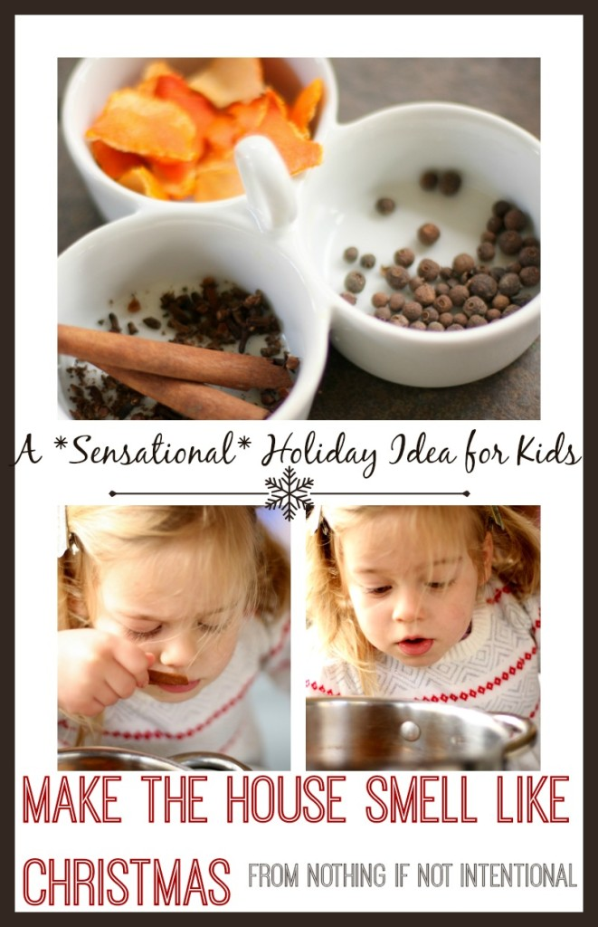 Christmas Sensory Play for Kids
