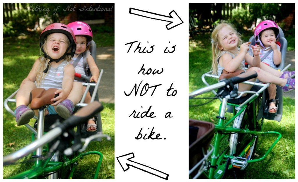 Bike safety tips for kids and families.