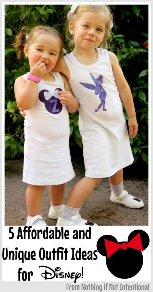 Want cute clothes for Disney that won't blow your trip budget? Check out these ideas!