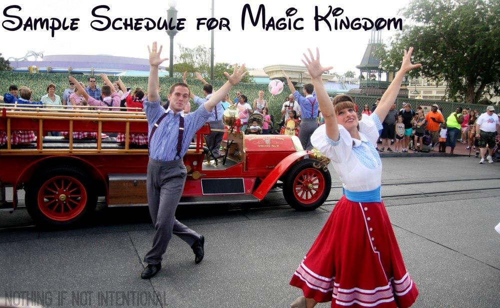 Free Disney touring plans for Magic Kingdom and Animal Kingdom!