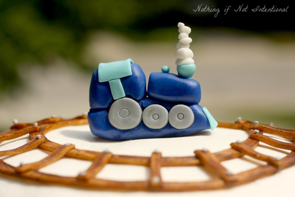 Cake Ideas for Train Birthday Party