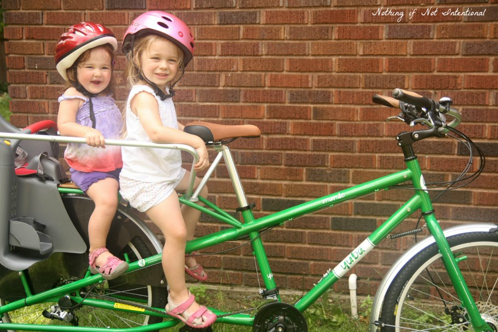 Comparing the options for biking with kids