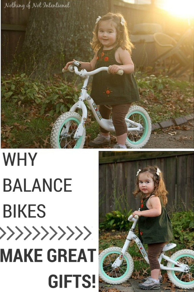 Balance Bikes are the perfect gift for babies, toddlers, and preschoolers!