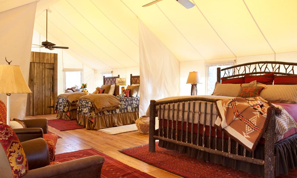 All Inclusive Luxury Ranch