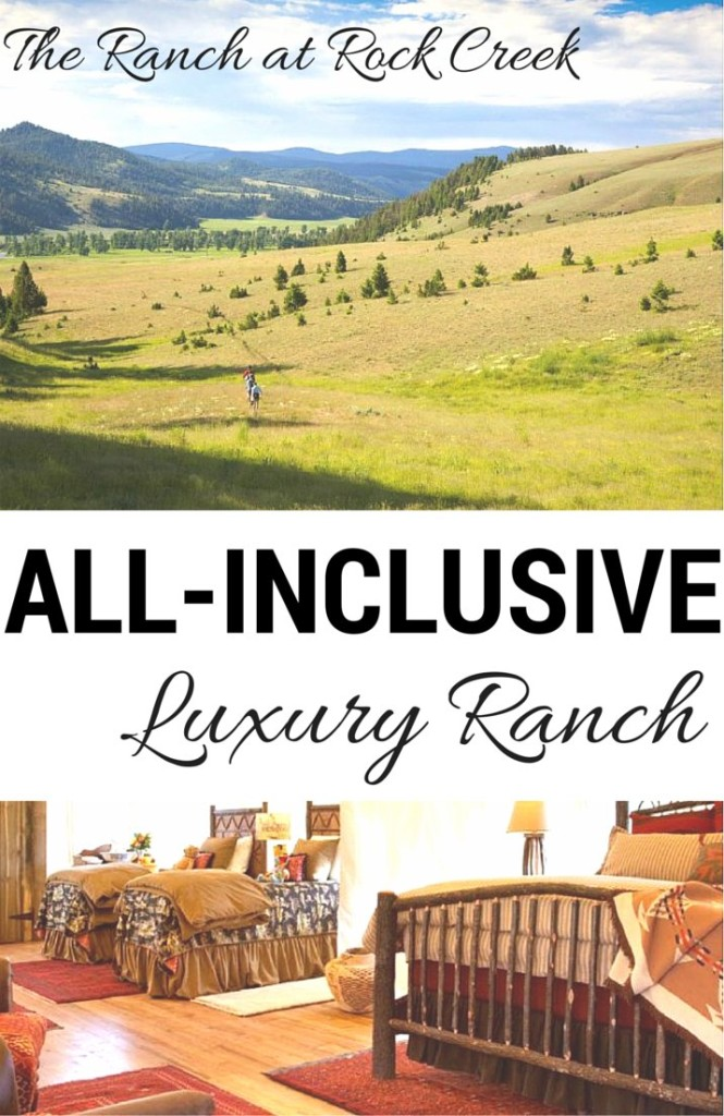 The Ranch at Rock Creek--All-Inclusive Ranch Vacation in the U.S.