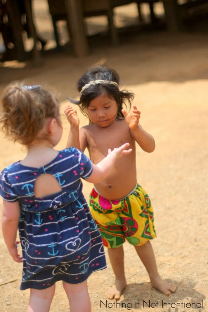 Things to do in Panama with kids: Embera Indian Village