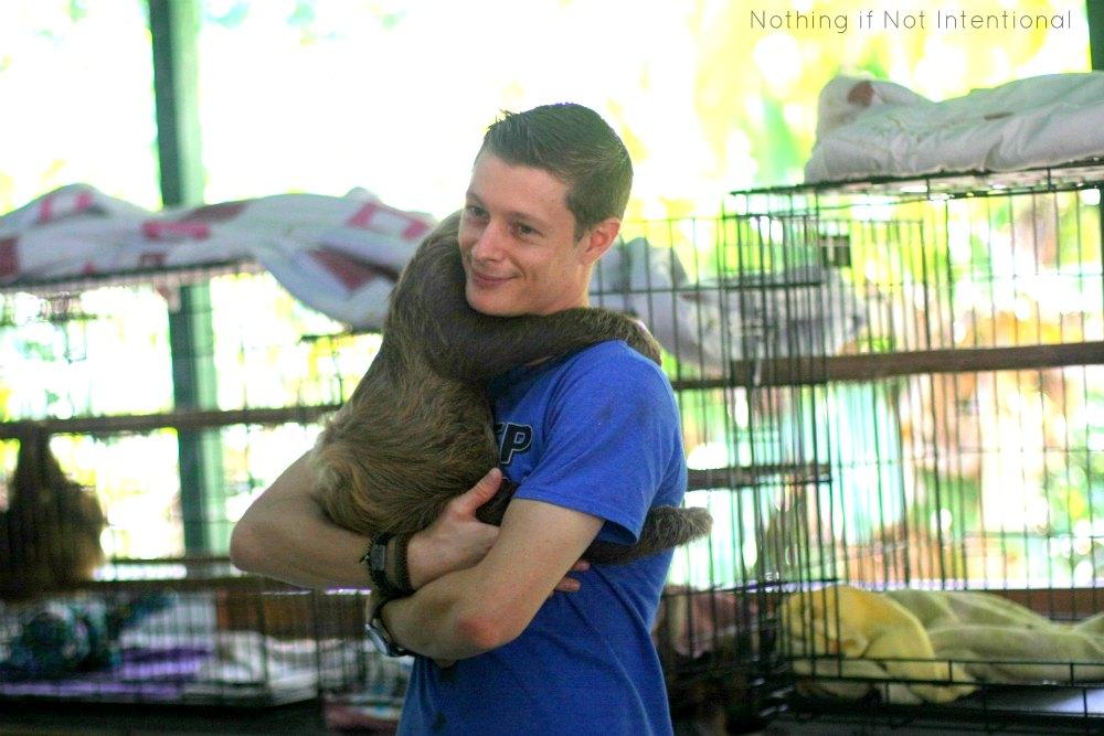 Costa Rica Sloth Sanctuary