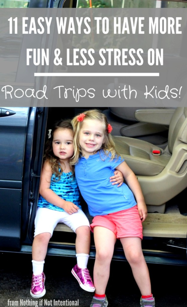 11 Tips to Make Road Trips with Kids More Fun--No Screens Required!