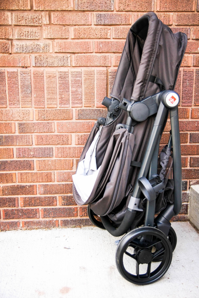 Pram strollers are great for traveling families!