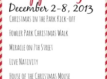 Christmas Events in Terre Haute