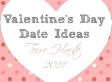Terre Haute Valentine's Day Date Ideas (for 2014)