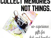 40+ Experience Gifts for Kids and Families