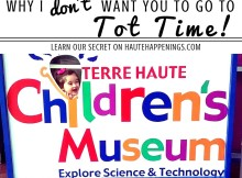 Tot Time at the Terre Haute Children's Museum