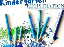 Vigo County School Corporation kindergarten registration