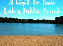 Twin Lakes Public Beach