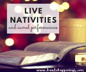 Sacred Performances and Live Nativities in Terre Haute and the Wabash Valley
