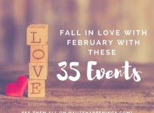 35 February Events