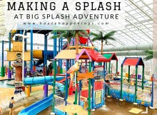 Indiana Indoor Water Park in French Lick
