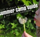 Summer Camp Guide Submissions for 2018