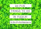Things to Do in March in Terre Haute