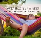 Clay County and Vigo County Spring Break Camps