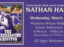 Nathan Hale Author Event with the Vigo County Public Library