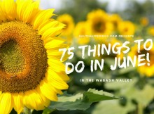 June event calendar: 75 things to do in June in Terre Haute and the Wabash Valley