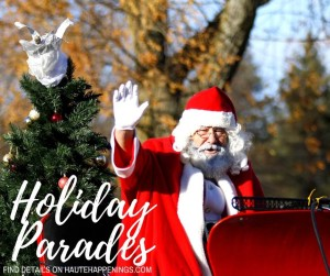 Holiday Parades in the Wabash Valley