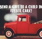 Send a Gift to a Child in Foster Care! Vigo County CASA program