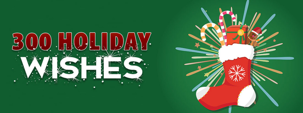 300 Holiday Wishes--Buy Gifts for Kids in Foster Care with Haute Happenings and Wabash Valley Radio Stations