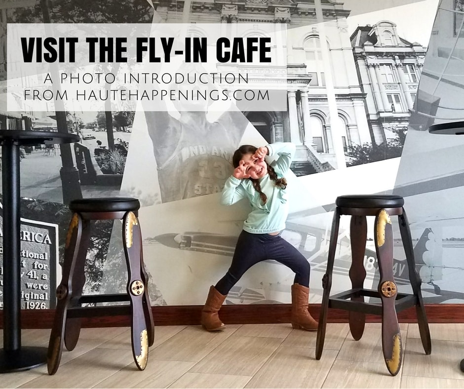 Visit the Fly-In Cafe at the Terre Haute Airport