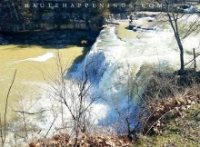Cataract Falls in Indiana