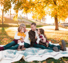 Family Photo Session Locations Near Me in Terre Haute, IN