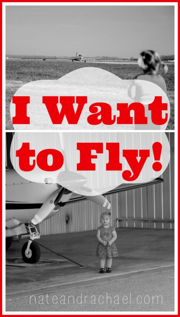 I want to fly! Encouraging your little one's fascination ...