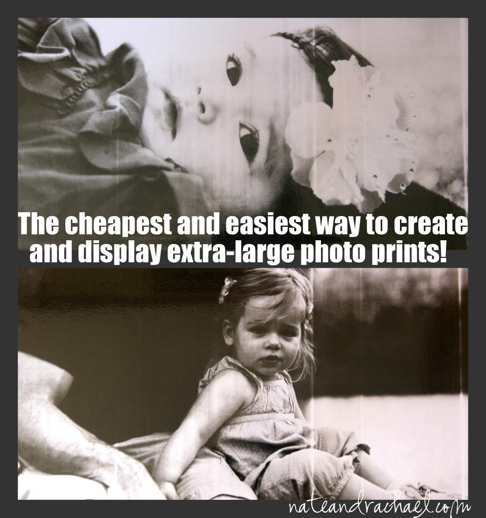 extra-large photo prints