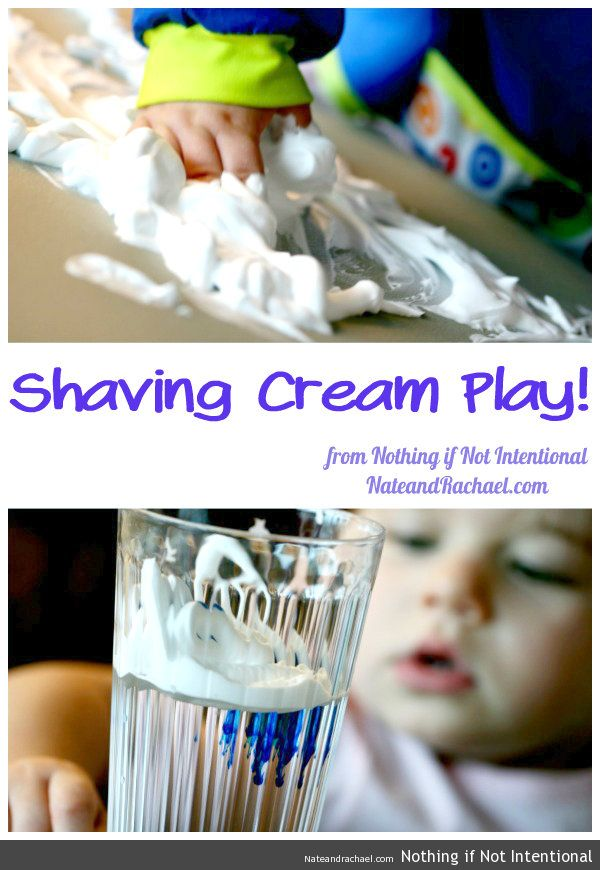shaving cream for kids