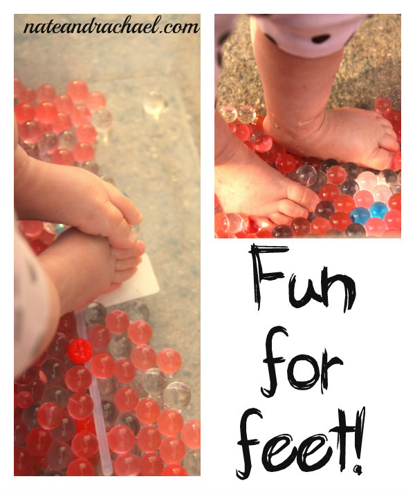 fun for feet