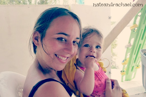 Tips for taking baby to the beach!