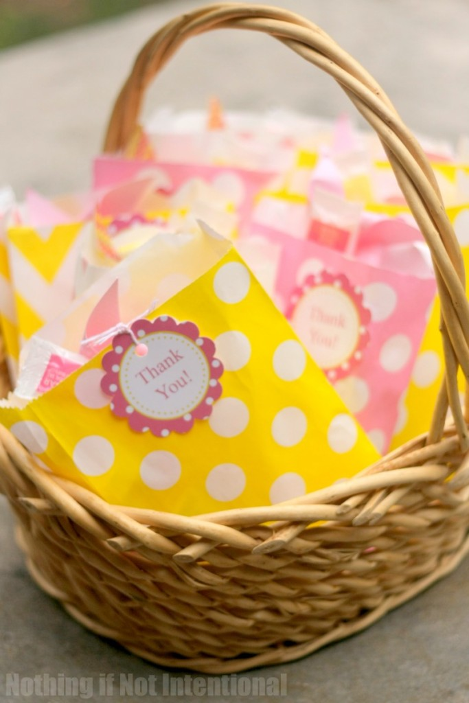 Pink Lemonade and Pinwheels--Birthday Ideas from a Whimsical and Sweet First Birthday Party