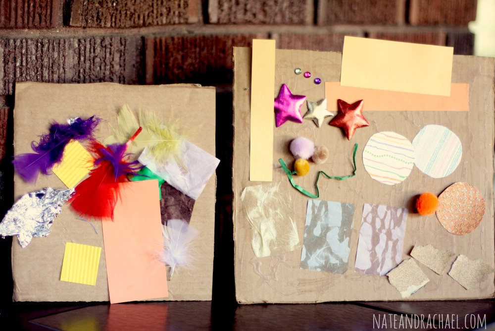Craft Ideas For Kids Exploring Texture Nothing If Not Intentional