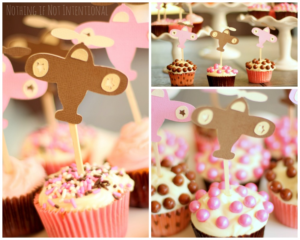 Airplane Birthday Party Ideas--ADORABLE!!!